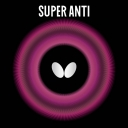 "Butterfly "" Super Anti"""